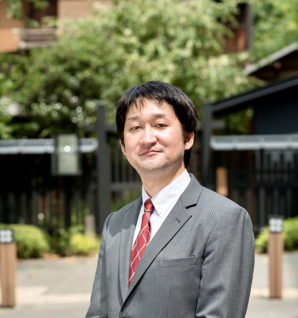 支配人沖田さんの写真