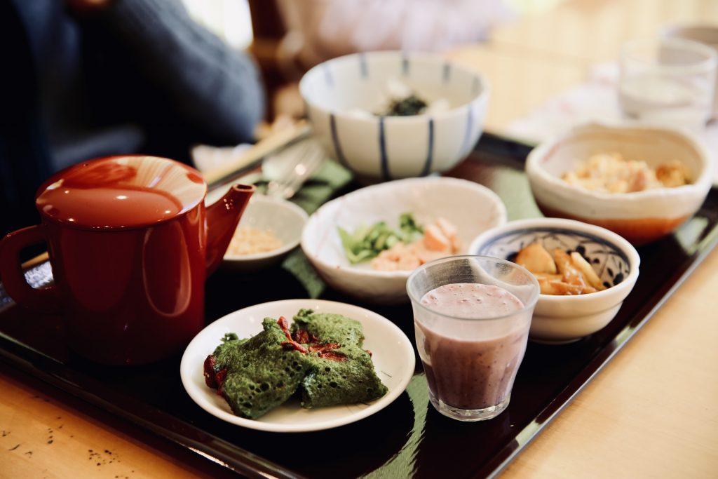 ドーミー相模原お食事の写真1