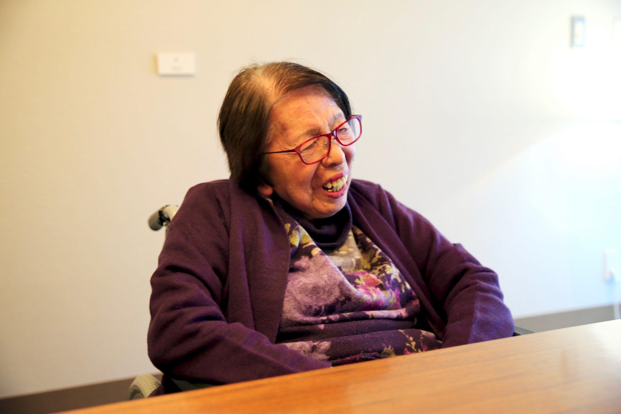 恭子さんの写真