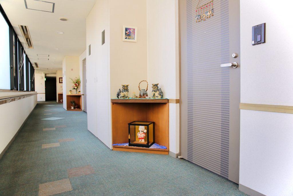 ドーミー相模原廊下の写真
