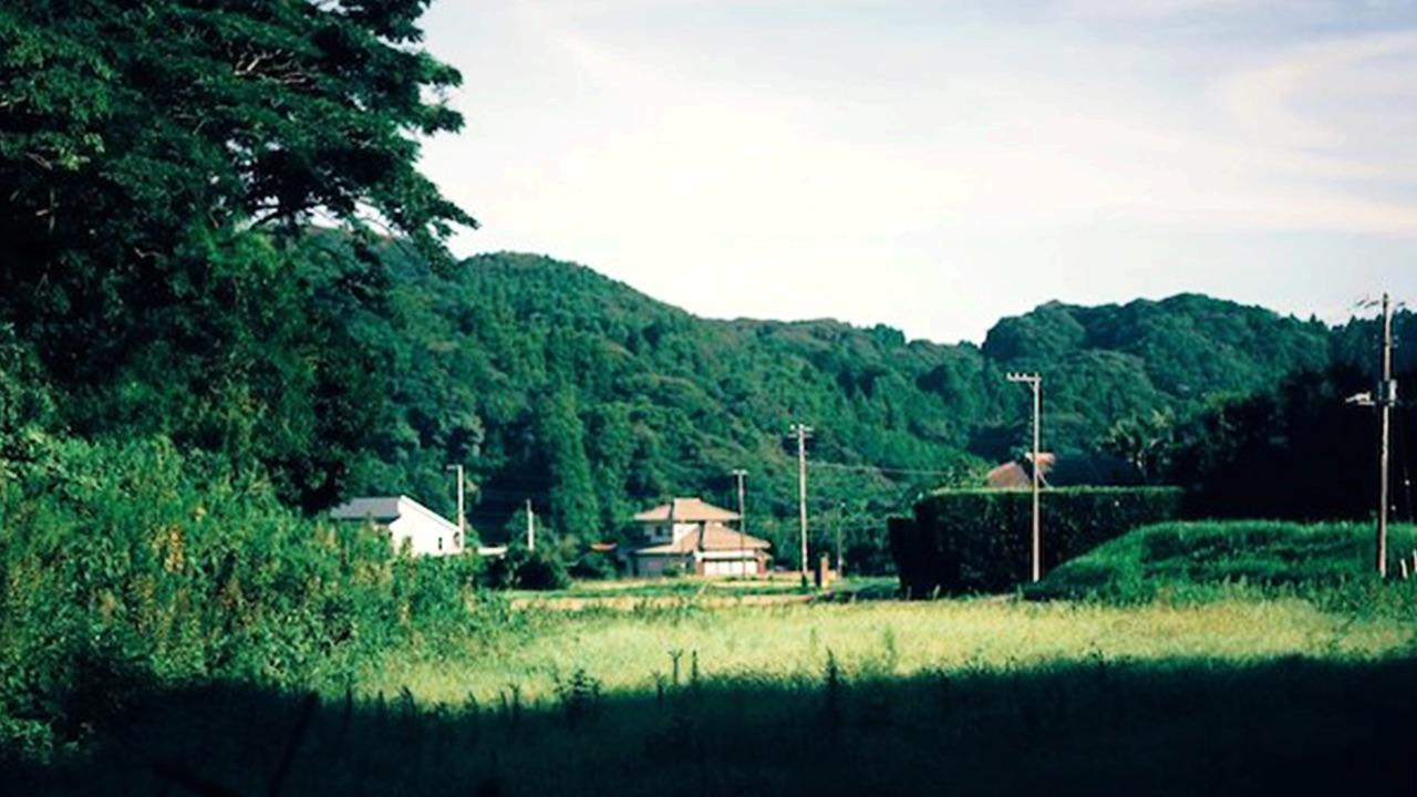 田舎の風景写真