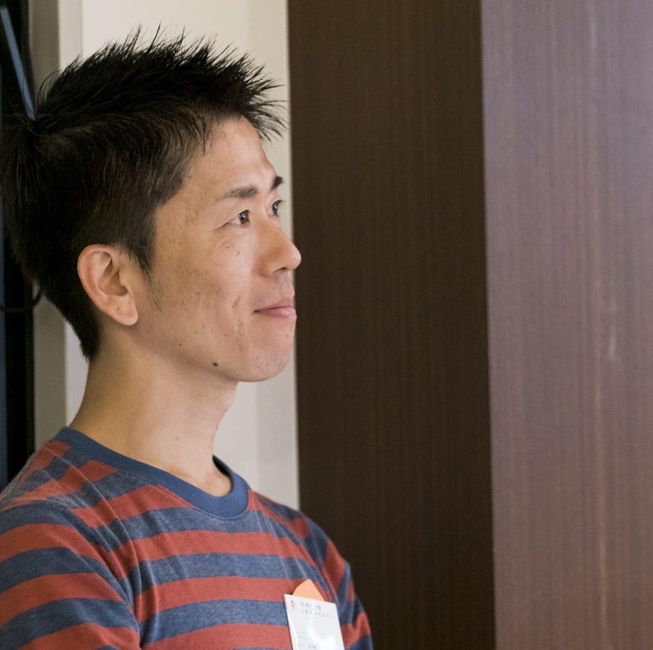 前川武嗣さんの写真