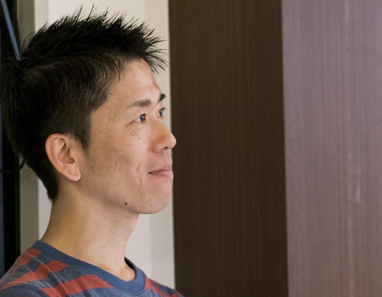 前川たけしさんの写真