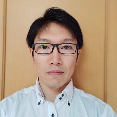 渡口さんの顔写真