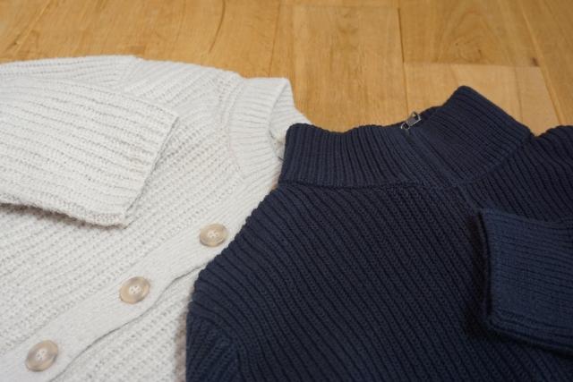 セーターの写真